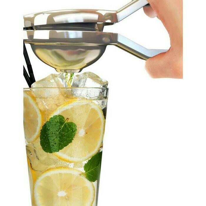 harga Alat perasan jeruk/ perasan lemon bahan stainless Tokopedia.com