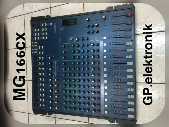harga Audio mixer yamaha mg166cx Tokopedia.com