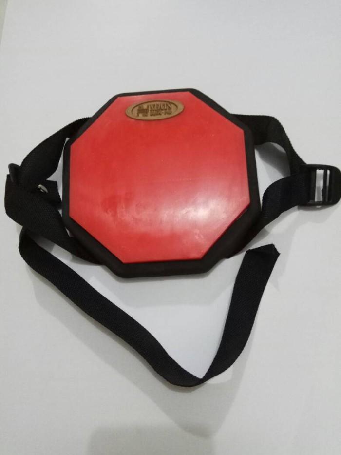 harga Pad drum 6  neats bisa di ikat di paha | gratis stick drum maple 5a Tokopedia.com