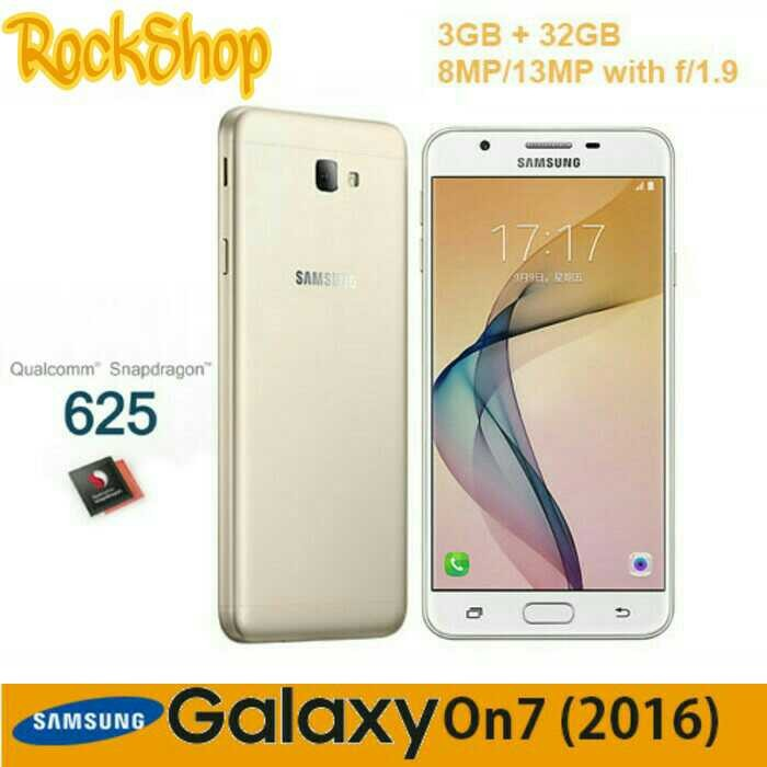 Samsung Galaxy On7 2016 Snapdragon 625 Ram 3Gb/ 32Gb Original 100%