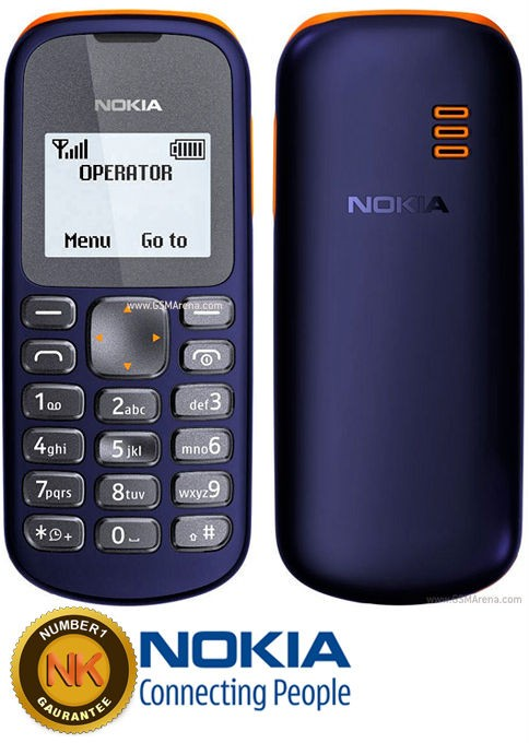 (new) nokia 103 jadul, refubished, bergaransi, handphone baru