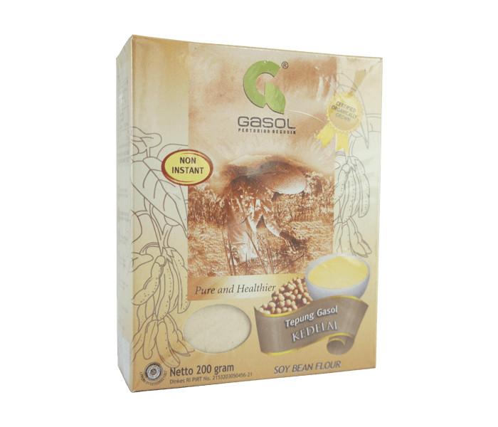 harga Gasol tepung kacang kedelai organik Tokopedia.com