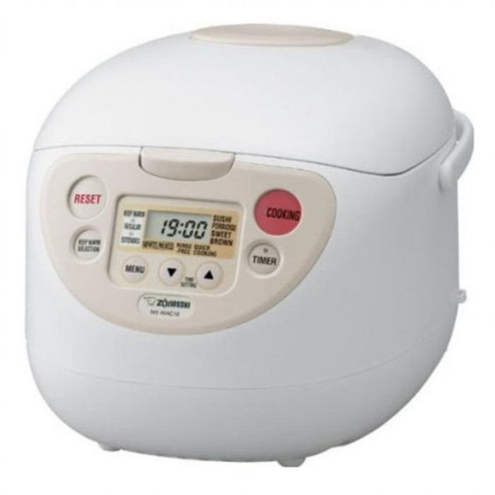 harga Zojirushi rice cooker magic com ns-waq18 1.8l Tokopedia.com