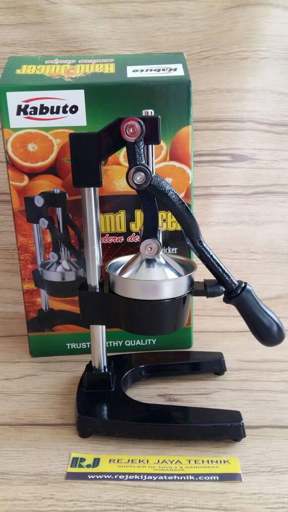 harga Alat pemeras / peresan jeruk (hand juicer) kabuto Tokopedia.com