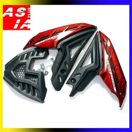 harga Tutup mesin aksesoris variasi sepeda motor honda cb 150 r merah Tokopedia.com