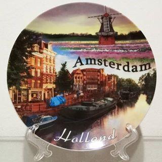 harga Pajangan piring keramik holland amsterdam Tokopedia.com