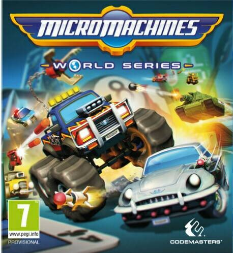 harga Pc games original: micro machines world series steam Tokopedia.com