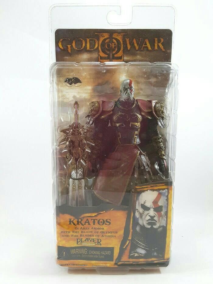 Jual NECA Kratos God Of War Ares Armor dan Blade Of Olympus Athena - Online  shop Sha Non E | Tokopedia