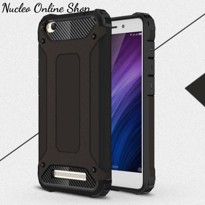 Case Xiaomi Redmi 4A Hybrid Slim Armor Spigen Cover Hard & Soft Casing
