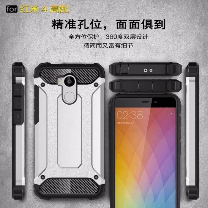 Cek Harga Original Dragon Shockproof Hybrid Case for Vivo Y53 Source · Case Xiaomi Redmi 4
