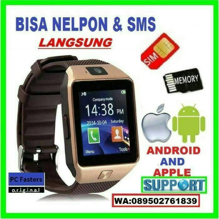 harga Hp handphone jam tangan anak sms nelpon smartwatch / pashmina / tunik Tokopedia.com