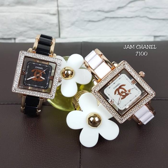 harga New arrival jam chanel 7100   jam tangan wanita   jam import Tokopedia.com