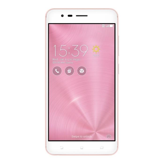 Asus zenfone 3 zoom s - ze553kl - 4gb/64gb - pink