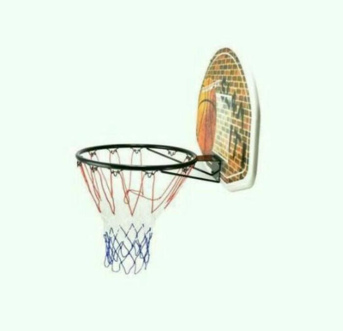 harga Ring basket dan backboard nya dewasa Tokopedia.com