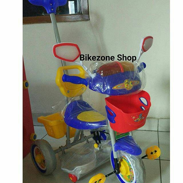 harga Sepeda roda tiga anak family 5973 polisi police Tokopedia.com