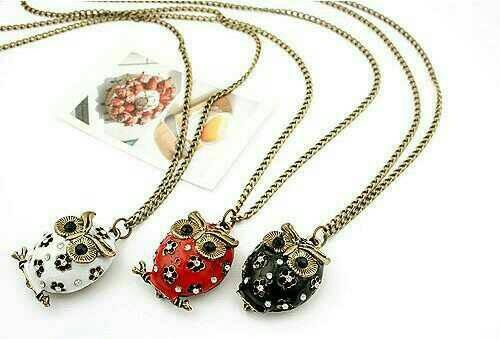 Source · kalung owl. kalung owl. Ofashion As Korea Beads Simple .