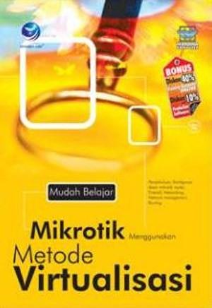 harga Buku mudah belajar mikrotik menggunakan metode virtualisasi Tokopedia.com