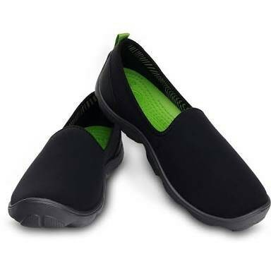 harga Duet skimmer flat / sepatu crocs wanita Tokopedia.com