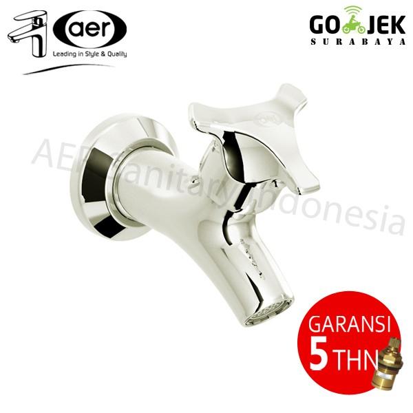 harga Aer kran tembok kuningan / brass wall faucet tcr 03c Tokopedia.com