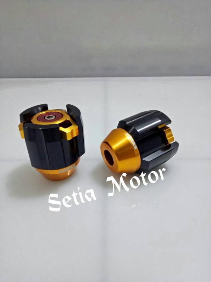 harga Jalu / cover as roda variasi motor ninja r25 r15 cbr150 vixion Tokopedia.com
