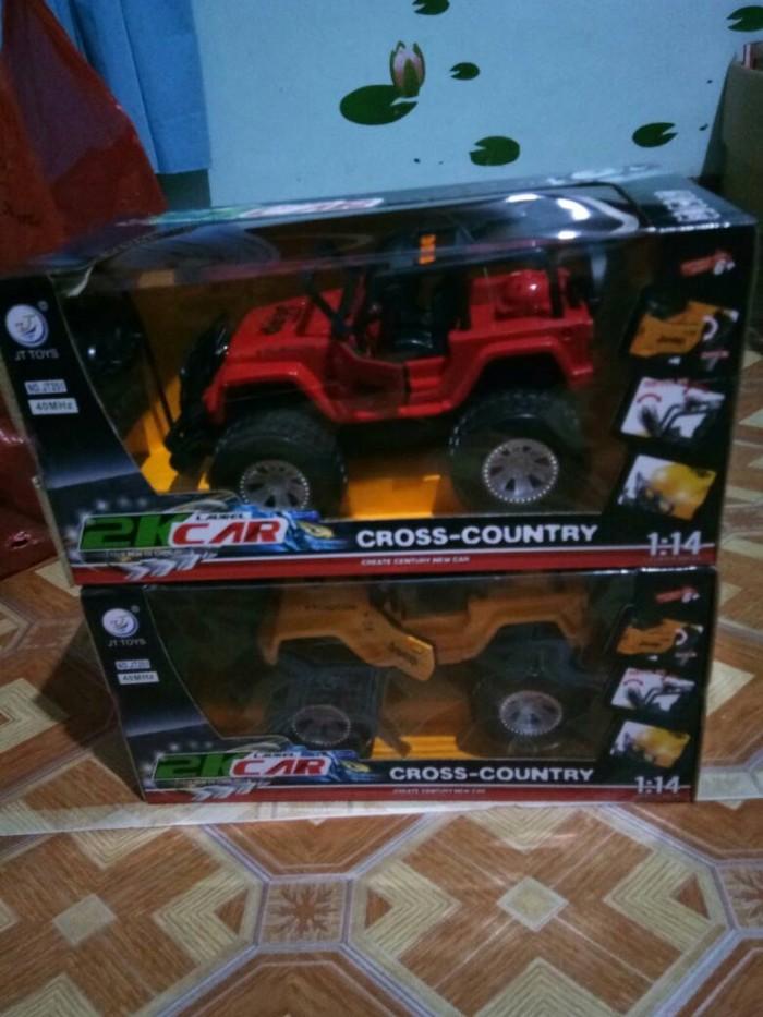 harga Rc jeep baterai cas 1:14 Tokopedia.com