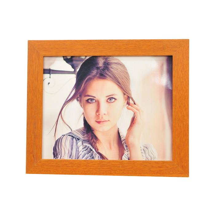 harga Bingkai foto veneer natural|honey maple|ukuran 5r (12x17.5) bahan kayu Tokopedia.com