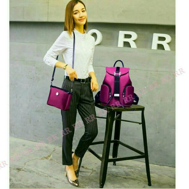 Foto Produk tas fashion wanita murah GM 3in1 grosir turun harga dari Then4Shop