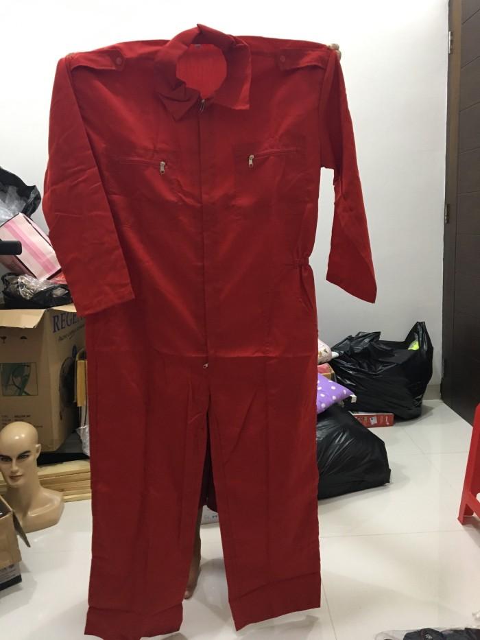 Wearpack terusan merah | wearpack terusan | wearpak - xxl