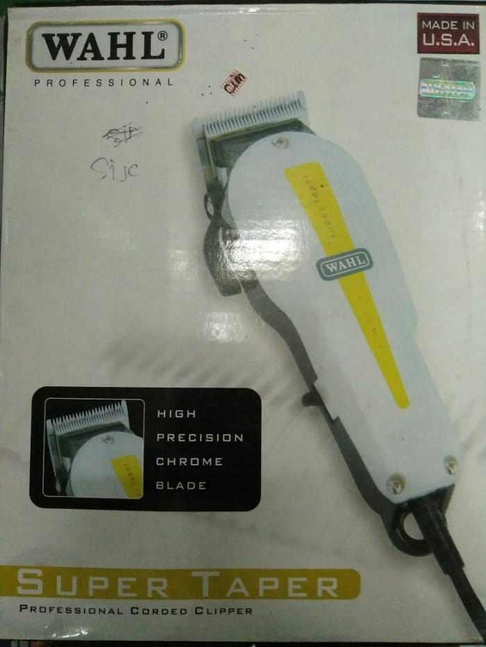 Jual Alat Cukur Rambut WAHL SUPER TAPER - Berkat Elektronik SBY ... c926ca7059