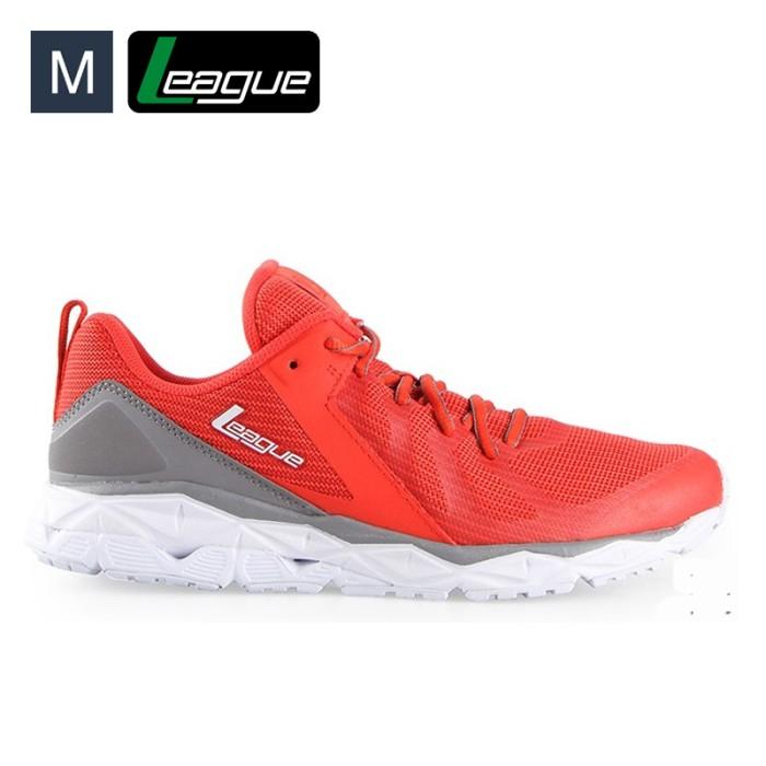 harga Sepatu pria league regulus running Tokopedia.com