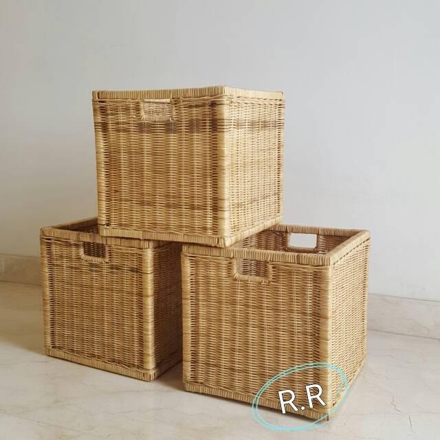 harga Kotak rotan serba guna Tokopedia.com