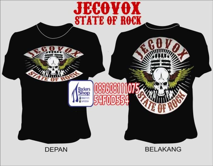 harga Kaos jecovox state of rock tengkorak roy jeconiah boomerang jecovers Tokopedia.com