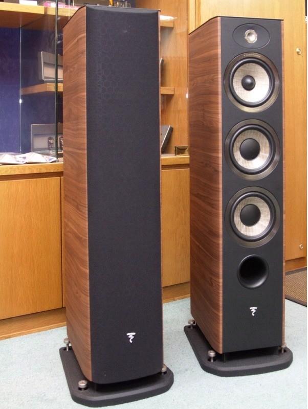 Jual FOCAL ARIA 926 (3-way speaker) (Audio & Home Theater) Walnut PROMO -  Jakarta Barat - Elite Audio Video | Tokopedia
