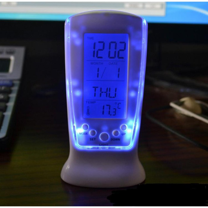 Jual jam weker digital - dilengkapi pengukur suhu ruangan ... 851bfe3dbb