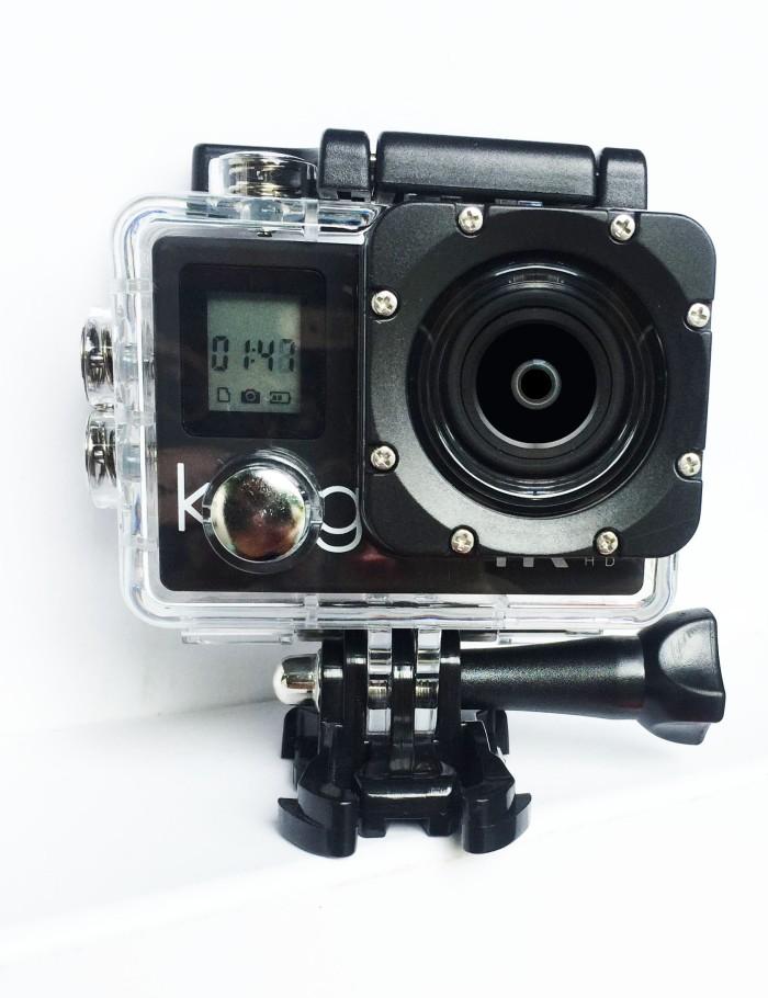 Kogan Action Kamera 4K NV UltraHD - 16MP WIFI Original - Hitam
