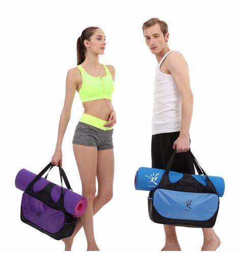 Tas matras yoga/yoga matras carrier bag motif big vip