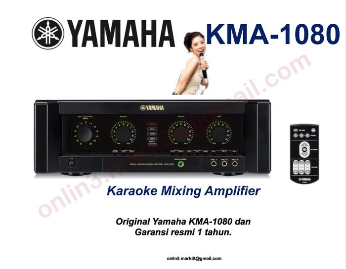 harga Yamaha kma 1080 kma1080 mixer karaoke amplifier sln jbl peavey Tokopedia.com
