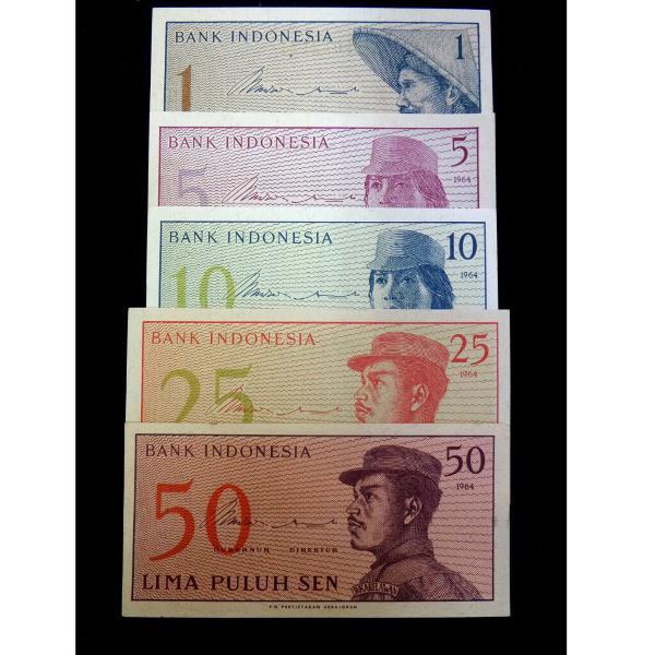 harga Set sukarelawan 1964 / uang kuno indonesia Tokopedia.com