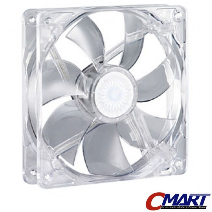 harga Kipas fan casing case pc 12cm 12 cm transparan - grc-fn-cs12tr Tokopedia.com