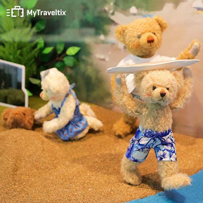 harga Tiket masuk teddy bear museum pattaya (anak anak) Tokopedia.com