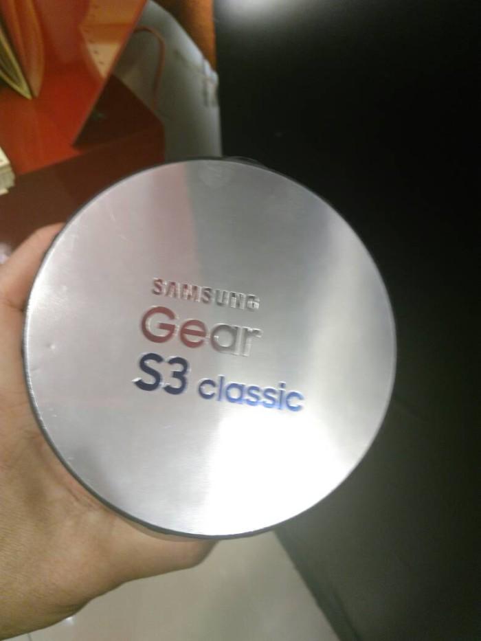 samsung gear S3 classic garansi SEIN 1 tahun