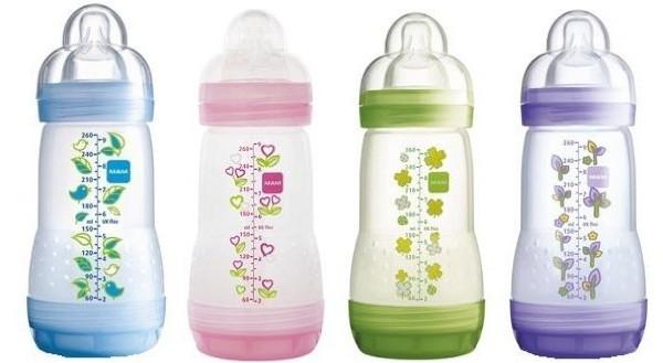 harga Mam anti colic bottle 260ml | botol susu bayi anticolic | dot bayi Tokopedia.com