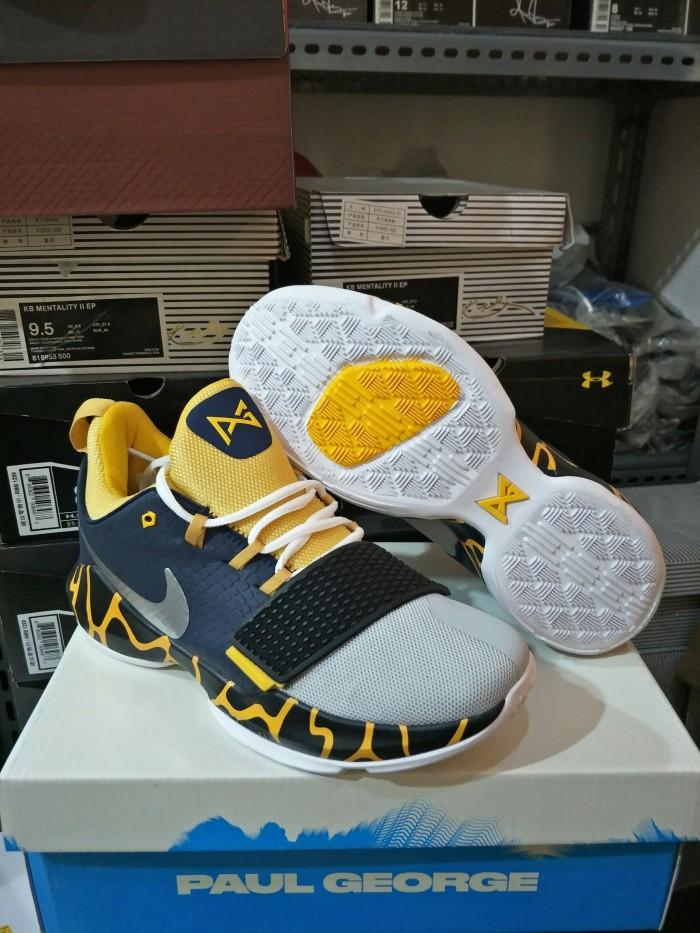 harga Sepatu basket nike pg 1 paul george 1 black yellow Tokopedia.com 9e9d3bee78