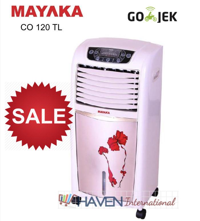harga [promo murah] air cooler mayaka co 120 tl / kipas angin Tokopedia.com