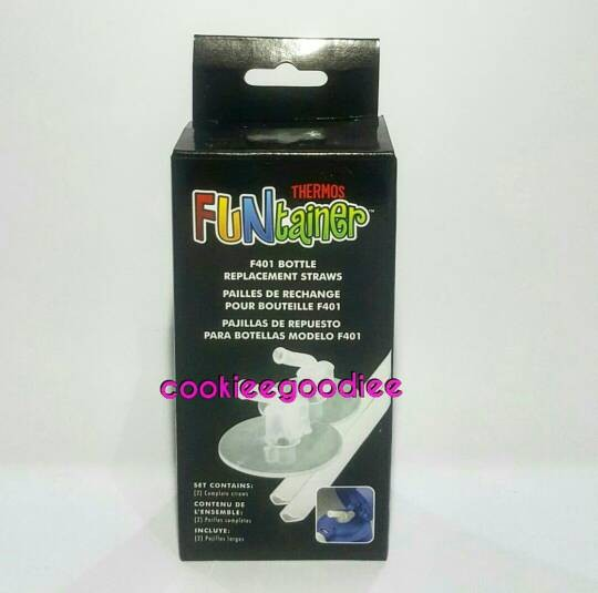 harga Thermos Funtainer Replacement Straw Tokopedia.com