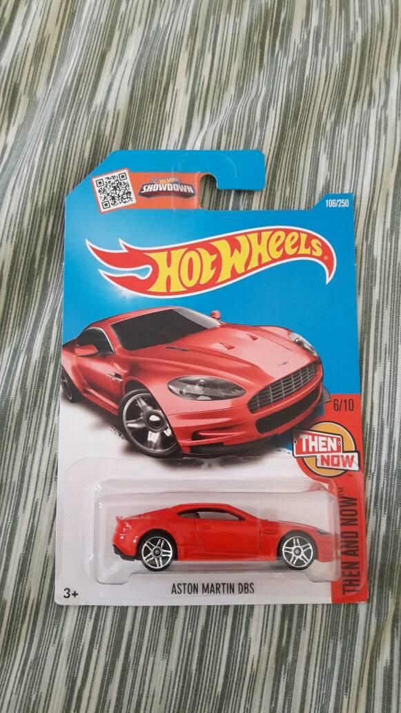 Jual Hot Wheels Then And Now Mattel 17 Acura Nsx Atau Aston Martin Dbs Kab Tangerang Monoaivy Tokopedia