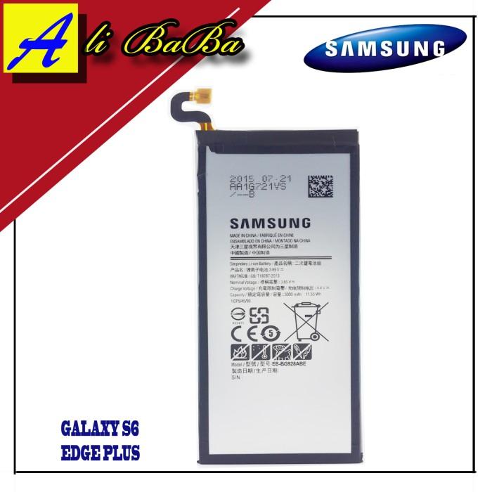 harga Baterai handphone samsung s6 edge plus g928 eb-bg928abe battery hp Tokopedia.com