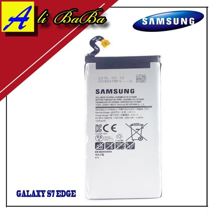 harga Baterai handphone samsung galaxy s7 edge eb-bg935aba battery batre hp Tokopedia.com