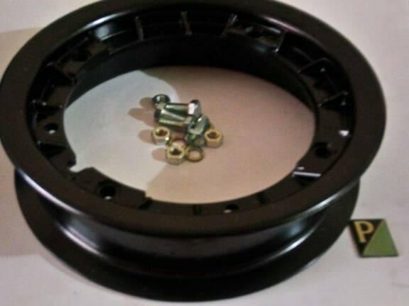 harga Velg alumunium vespa r8 super ps strada hitam tebal export quality Tokopedia.com