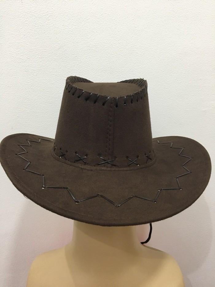 Jual topi koboi cek harga di PriceArea.com 8094c62441